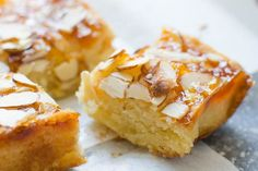Apricot Almond Bars recipe on Food52