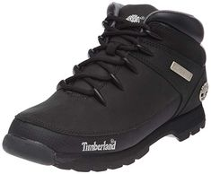 the best attitude aebe3 e2629 Timberland Men s Euro Sprint Boots Black, 9.5 D(M) US Review Timberland  Classic