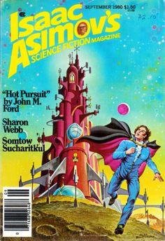 Isaac Asimov's Science Fiction Magazine - September 1980