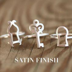 Lock & Key rings