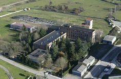 Vista aérea del Instituto