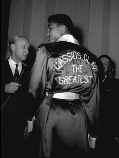 Cassius Clay - The Greatest