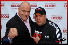 Kevin James and Bas Rutten - Here Comes the BOOM Red Carpet Premier in Denver Oct 4th