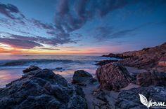 Another sunrise shot in Malibu at Leo Carillo Beach in December 2013