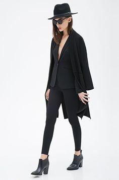 These outfit ideas make all-black fun again