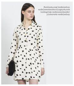 Vestido viscosa. 39.90 €