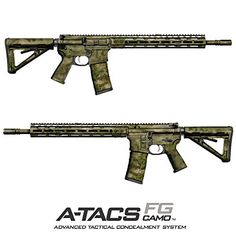 GunSkins AR-15/M4 Rifle Skin Camouflage Kit DIY Vinyl Wrap with precut Pieces - A-TACS-FG   http://huntinggearsuperstore.com/product/gunskins-ar-15m4-rifle-skin-camouflage-kit-diy-vinyl-wrap-with-precut-pieces/?attribute_pa_color=a-tacs-fg