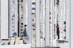 Zhongshuge by X+Living: 2016 Best of Year Winner for Bookstore