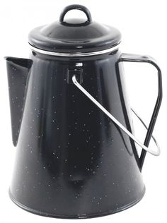 Easy Camp Enamel Coffee Pot Black 2016 Essgeschirr,14,99 Euro auf Amazon.de