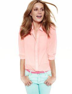ECCO Tops, Women, Fashion, Moda, Fashion Styles, Fashion Illustrations, Woman