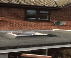 Flat Roofs Installed and Repair Cork