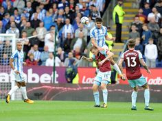 Burnley FC 0 Huddersfield Town Defences on top in hard-fought Turf Moor draw Burnley Fc, Huddersfield Town, Man Of The Match, Football, Baseball Cards, Terriers, Sports, Draw, Tops