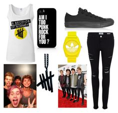"""""""5sos"""" by amaya173 ❤ liked on Polyvore"""