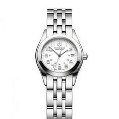 Model 24663 Ladies Victorinox Stainless steel watch