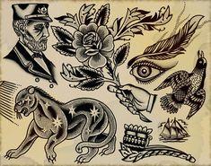 spider murphys http://tattooartistmagazine.files.wordpress.com/ tattoo flash