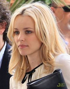Rachel McAdams She has three films awaiting release: Anton Corbijn's espionage thriller A Most Wanted Man, Wim Wenders's drama Every Thing Will Be Fine and Cameron Crowe's untitled Hawaii romantic comedy project. Rachel Mcadams Blonde, Rachel Mcadams Hot, Beautiful Celebrities, Beautiful Actresses, Most Beautiful Women, Christina Hendricks, Rachel Macadams, Britney Spears, Actrices Hollywood