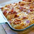 Hillbilly Breakfast Bake! Perfect breakfast this morning!!!! Simple and YUMMY!