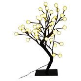 Found it at AllModern - Desktop Ball Tree 17.71'' H Table Lamp - this is cool!