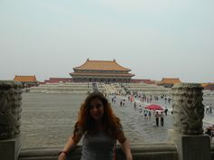 Tian'amen Square & The Forbidden City