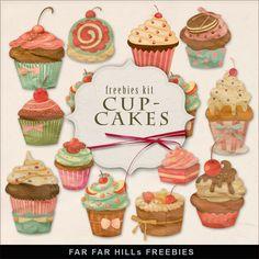 cute free elements download:Far Far Hill