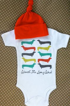Worth The Long Wait Worth The Wait Dachshund by LovBugBoutique