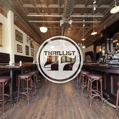The coolest bars and restaurants in Chicago