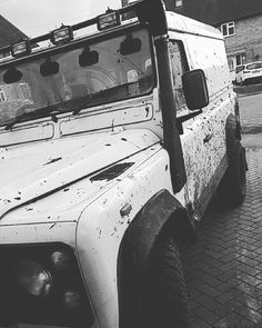 Everyone's different but I'd rather travel the world in this than any other method going.  Can't wait for the adventures I'm going to have with Diana throughout my life.  #instagay #landroverdefender #landrover #defender110 #white #car #offroad #expedition #cameltrophy #worldtravel #landroversofinstagram #classicvehicle #snorkel #spotlights #cooper #discover by seblefeuvre Everyone's different but I'd rather travel the world in this than any other method going.  Can't wait for the adventures…