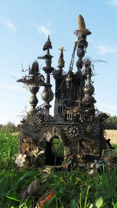 Faerie house and furnishings