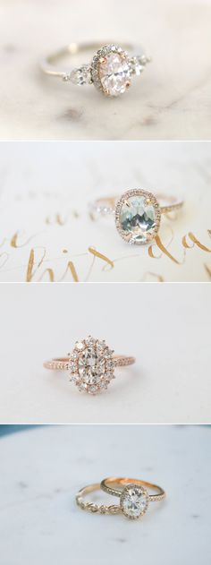 5 Major Engagement Ring Trends For 2018 You Need to Know! Oval Cut