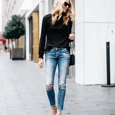 17 beauty products I can't live without today on Fashion Jackson ❥ // Linking my favorites and this outfit via @liketoknow.it http://liketk.it/2qr8s #liketkit #LTKstyletip #denim #valentino #rockstuds #friday #LTKunder100 // 📷 @beckleyco  via ✨ @padgram ✨(http://dl.padgram.com)