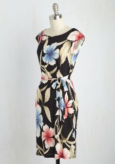 In the Resort Term Dress | Mod Retro Vintage Dresses | ModCloth.com