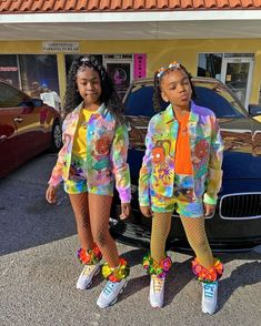 Cute Little Girls Outfits, Swag Outfits For Girls, Cute Swag Outfits, Family Outfits, Teen Fashion Outfits, Girl Fashion, Little Girl Swag, Black Kids Fashion, Cute Kids Fashion