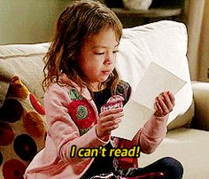 "20 Reasons You Are Lily Pritchett-Tucker From ""Modern Family"""