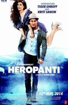 Trailer of Tiger Shroff starrer Heropanti released