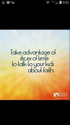 Teaching Faith
