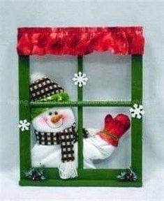Diy Christmas Door Decorations, Decoration Creche, Christmas Classroom Door, Office Christmas, Christmas Art, Christmas Projects, Christmas Ornaments, Snowman Decorations, Snowman Ornaments
