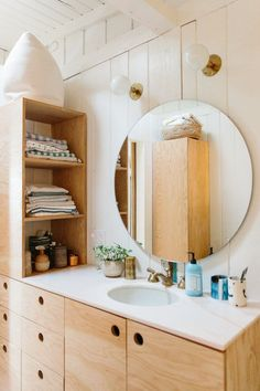 Bathroom Mirror Ideas to Reflect Your Style #bathroom #mirror #ideas