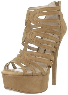 Chinese Laundry Women's Two Stops Platform Sandal