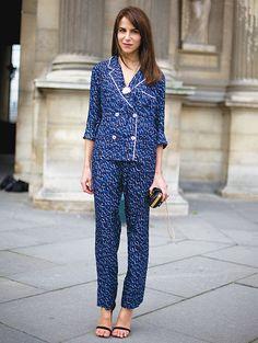 Pijama style http://tupersonalshopperviajero.blogspot.com.es/2011/11/pon-tu-pijama-en-la-calle.html
