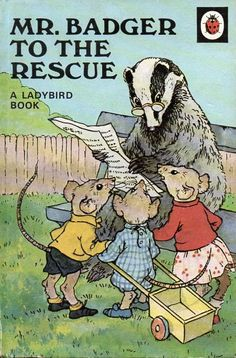 1981 'Mr Badger to the Rescue'