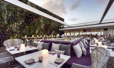 Juvia Rooftopbar & Restaurant en Miami. Deliciosa comida de maridaje latino y asiático con las mejores vistas de South Beach.