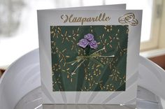 Weddingcard/ Hääkortti