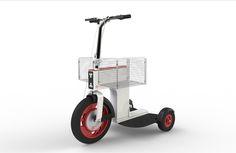 """In samenwerking met Gebr. Brants Metaal Techniek (Rijen, N.-Br.) ontwikkelt Rood-Runner de M Scooter """"Cargo"""". Voor het vervoer van personen en kleine goederen op de werkvloer. Wij houden u op de hoogte van de voortgang!"""