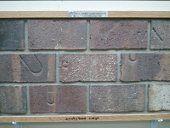 Colonial Brick Corp (Smoketone Large) sample.
