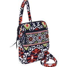 Vera Bradley Mini Hipster Sun Valley - Vera Bradley Fabric Handbags - Yvonne's #shoes