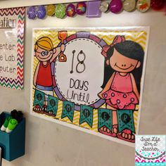 Countdown to the end of the year! Tips and free activities included.