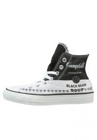 Converse - CHUCK TAYLOR ALL STAR WARHOL - Sneakers hoog - converse black/converse white/mason