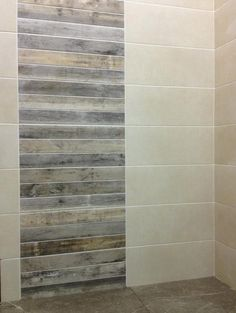 Fantastic New Designer Wall Tiles Simple Cream Wood Effect Feature