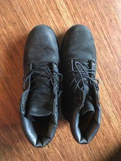 120e44b59d32 Size run big) Timberland black winter boots