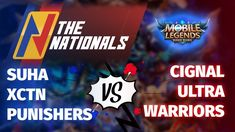 112 DIAS GIVEAWAY | The Nationals 2019 | SUHA-XCTN vs CIGNAL ULTRA: GAME... Twitch Channel, Warriors Game, Winners And Losers, Palm Of Your Hand, Mobile Legends, Game 1, Punisher, Emperor, Bang Bang